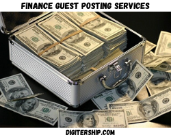 Finance guest posting service